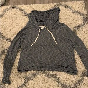 Hollister Oversized Sweatshirt